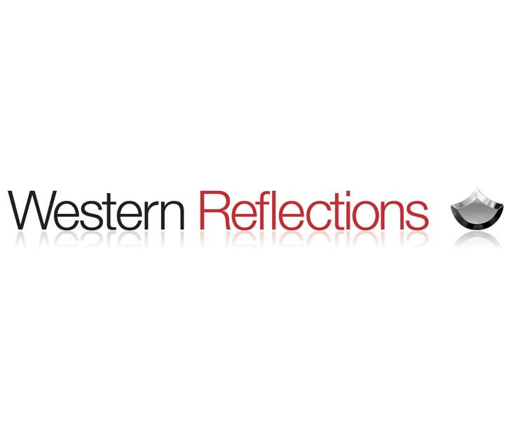 Western Reflections logo