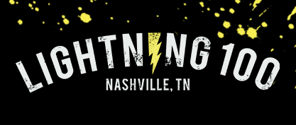 Lightning 100 Radio Station Logo